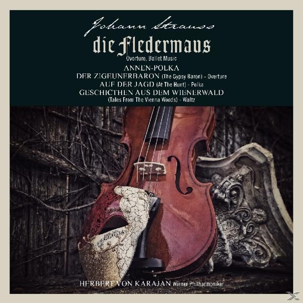 FLEDERMAUS/ZIGEURERBARON (LP)