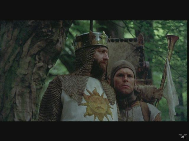 Die Ritter der Kokosnuss - (Blu-ray)