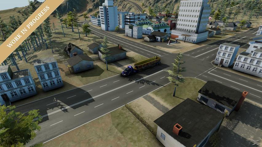Transroad USA - PC