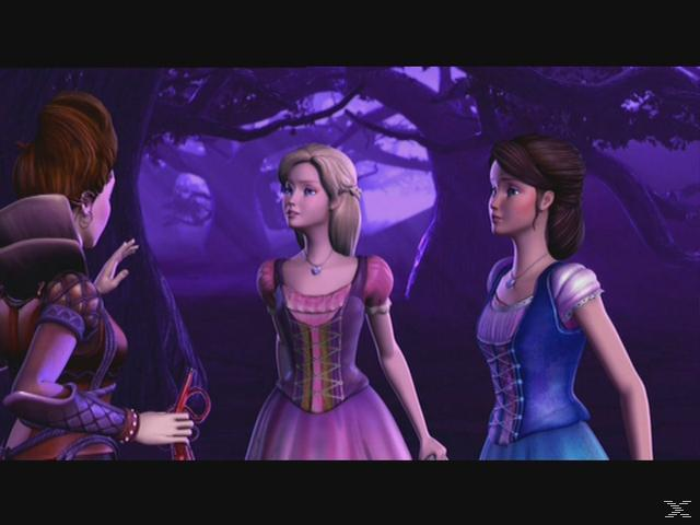 Barbie und das Diamantschloss [DVD]