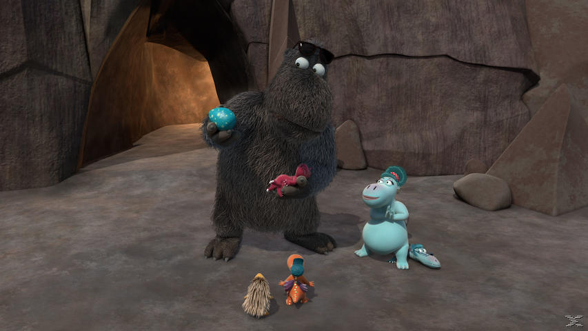 Der kleine Drache Kokosnuss - (Blu-ray)