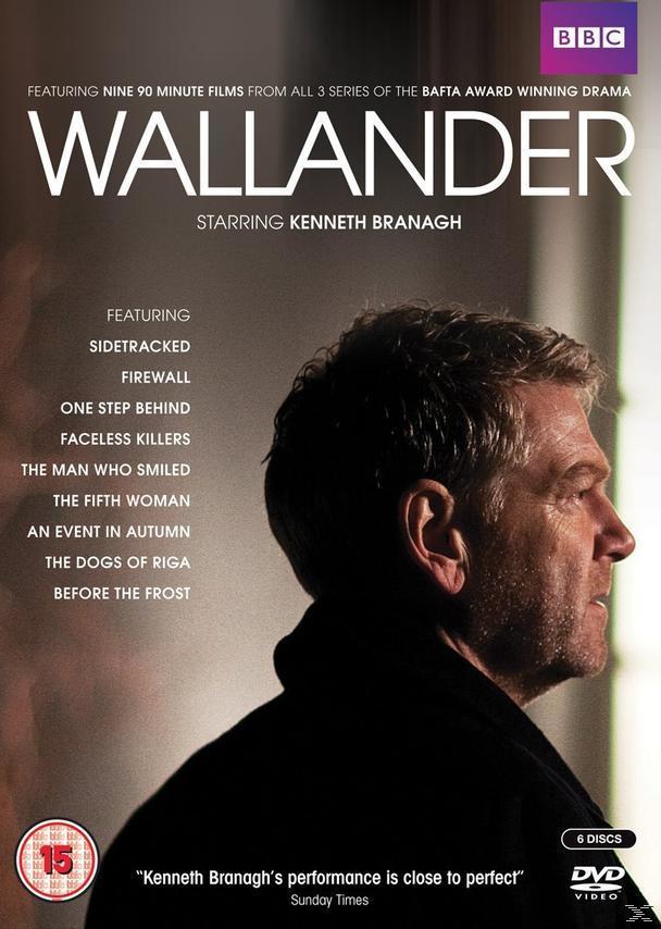 WALLANDER S 1-3