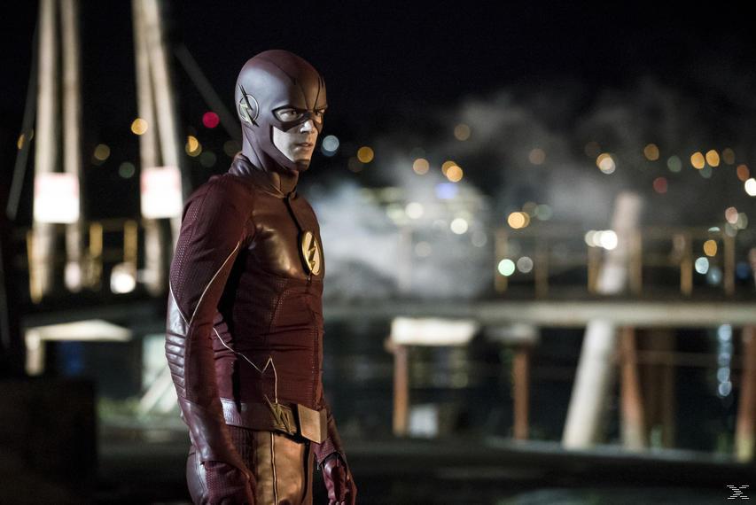 The Flash: Die komplette 3. Staffel (4 Discs) - (DVD)