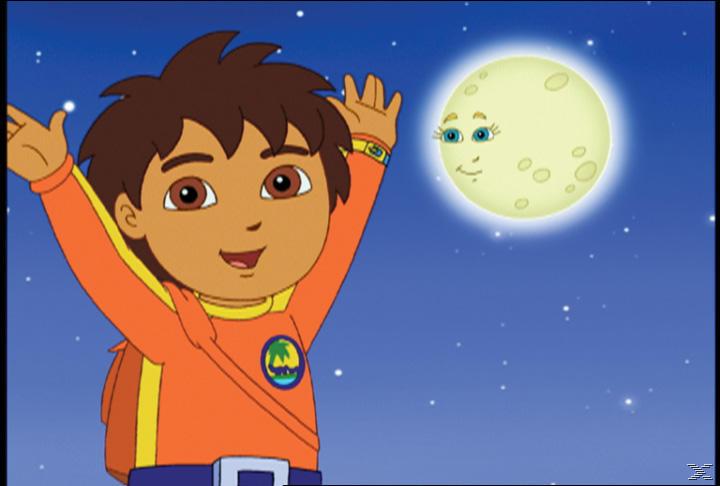 Go Diego Go!: Mondscheingeschichten - (DVD)