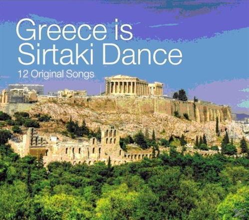 GREECE IS SΥRTAKI DANCE