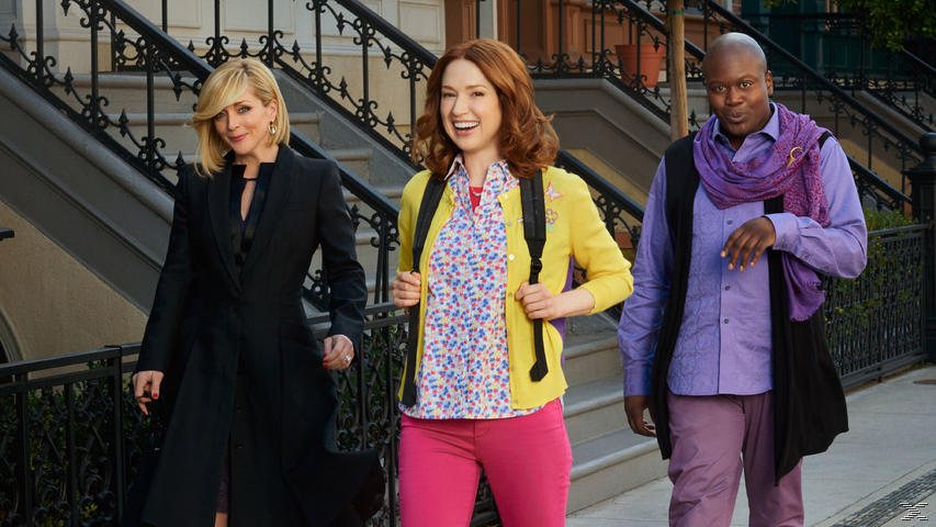 Unbreakable Kimmy Schmidt-Staffel - (DVD)