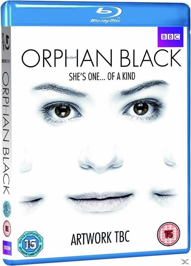 ORPHAN BLACK SERIES 1 [BLU RAY]