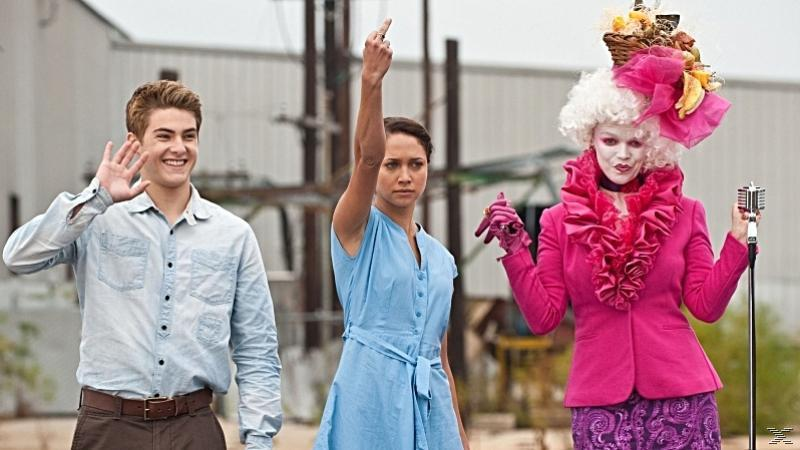 Superfast! + Die Pute von Panem - The Starving Games - (Blu-ray)