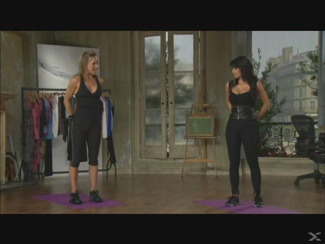 Kim Kardashian's Workout-Sexy Bauch - (DVD)