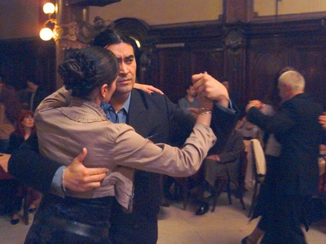 Der Letzte Applaus - Ein Leben für den Tango - (DVD)