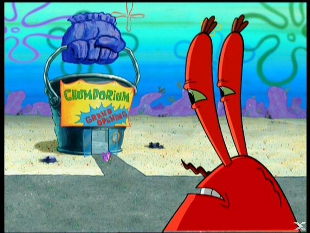SpongeBob Schwammkopf – Der König des Karate - (DVD)