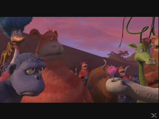 Horton hört ein Hu! - (DVD)
