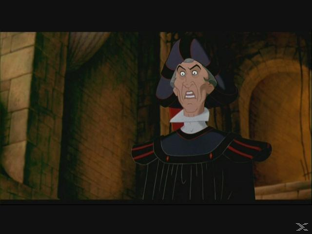 Der Glöckner von Notre Dame Animation/Zeichentrick Blu-ray
