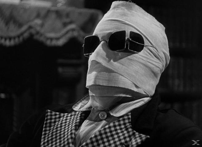 Invisible Man - (DVD)