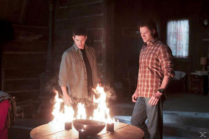 Supernatural Seizoen 7 TV-serie