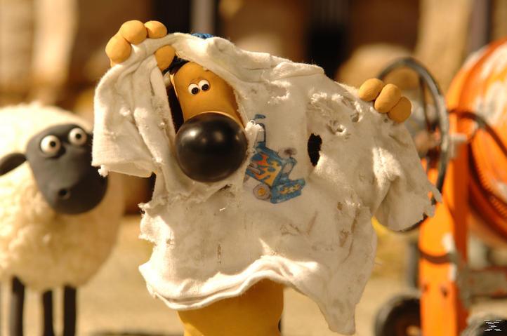 Shaun das Schaf - Waschtag [DVD]