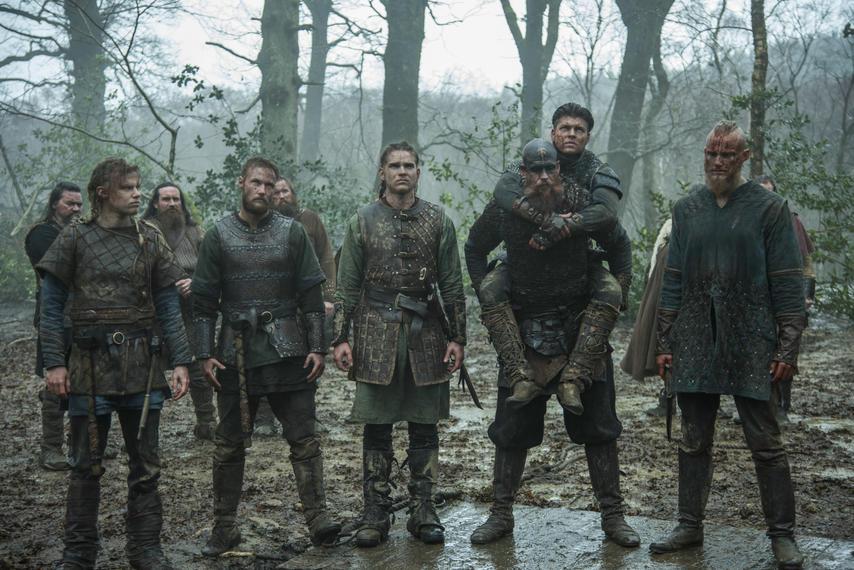 Vikings - Staffel 4: Teil 2 - (DVD)