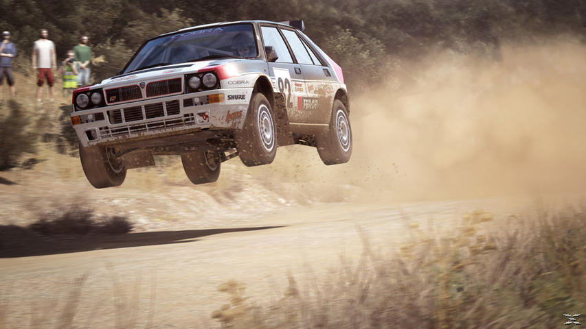 DiRT Rally Legend Edition für PlayStation 4