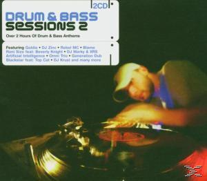 Drum & Bass 2 Sessions