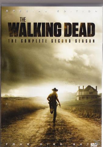 The Walking Dead - Season 2 DVD-Box