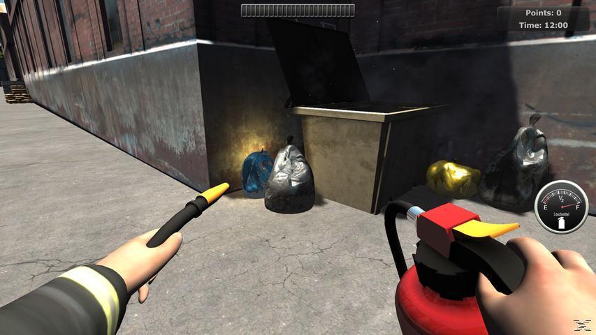 Werksbrandschutz: Die Simulation - PlayStation 4