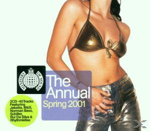 The Annual Spring 2001