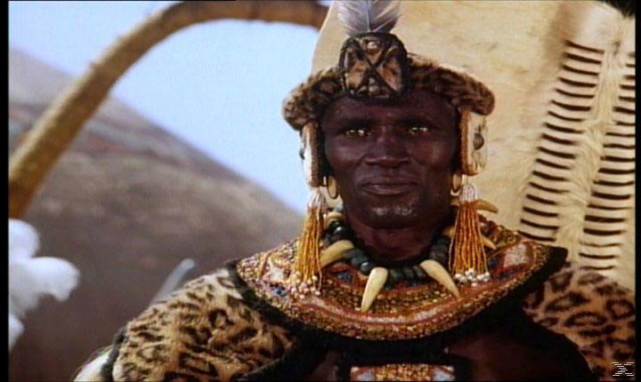 Der Krieger - Shaka Zulu [DVD]