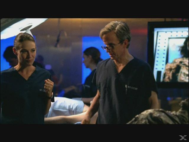 CSI: NY - Staffel 3 [DVD]