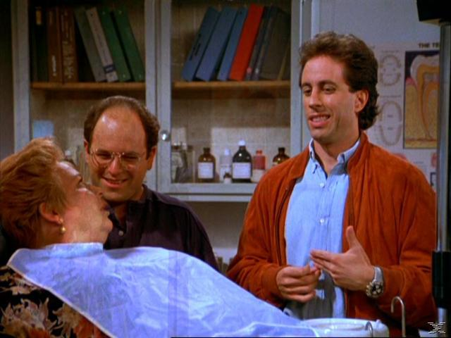 Seinfeld - Staffel 3 - (DVD)