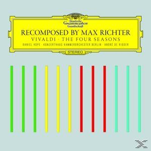 VIVALDI THE FOUR SEASONS RECOMPOSED BY M