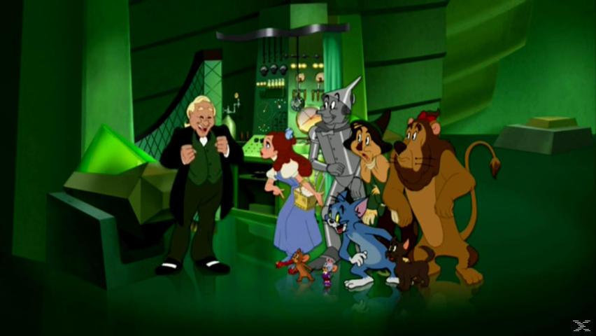Tom & Jerry - Der Zauberer von Oz - (DVD)