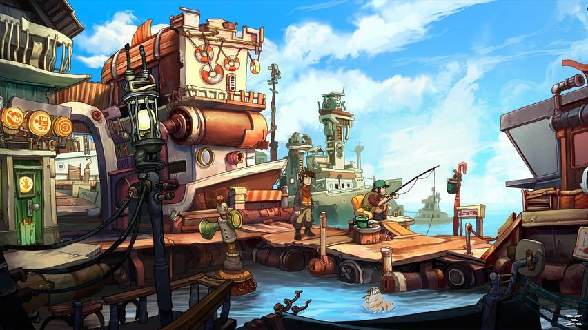 Chaos auf Deponia - PlayStation 4