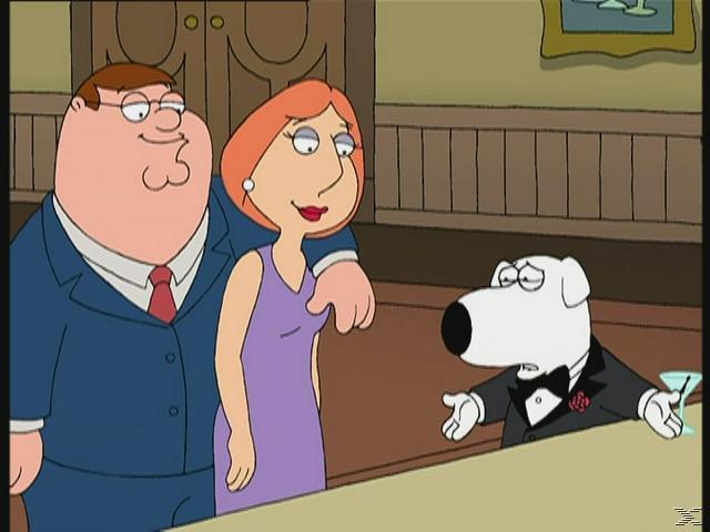 Family Guy - Staffel 3 - (DVD)