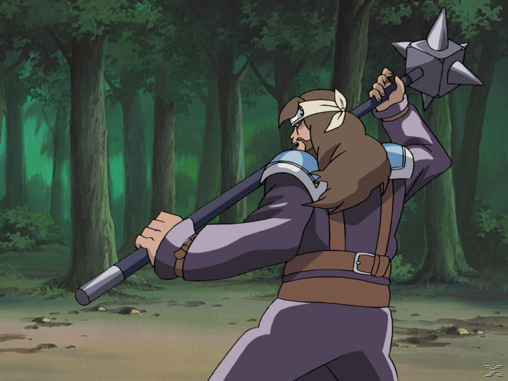 Naruto - Staffel 8 & 9 - Haruna und die Janin & Das Team Ongaeshi (Folge 184-220) - (Blu-ray)