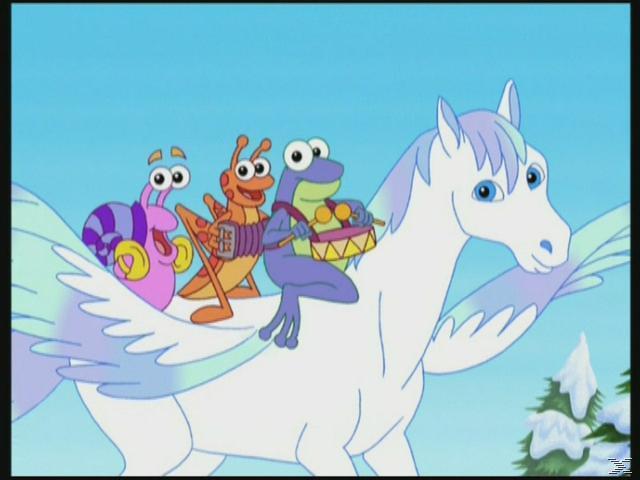 Dora: Dora rettet die Schneeprinzessin [DVD]