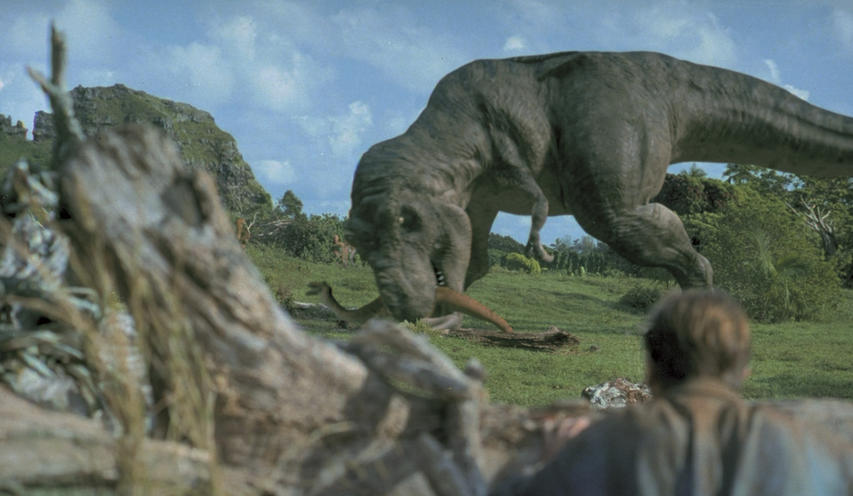 Jurassic Park (inkl. HDR) [4K Ultra HD Blu-ray + Blu-ray]