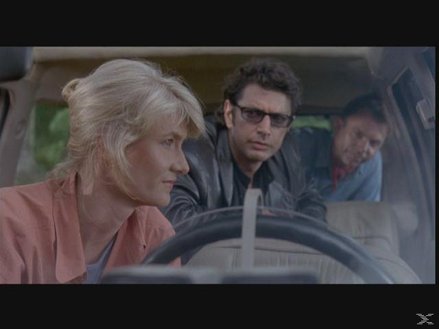 Jurassic Park - (DVD)