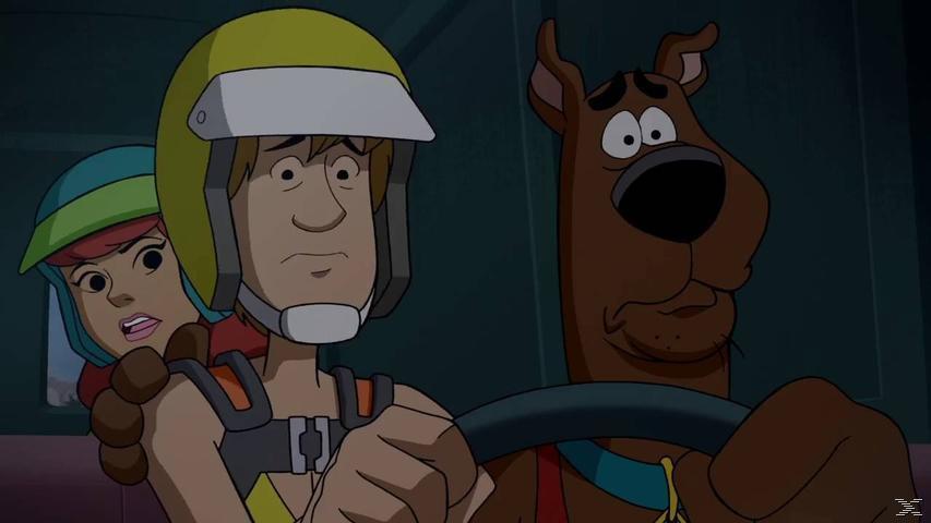 Scooby Doo and WWE: Η Κατάρα του Δαίμονα της Ταχύτητας DVD