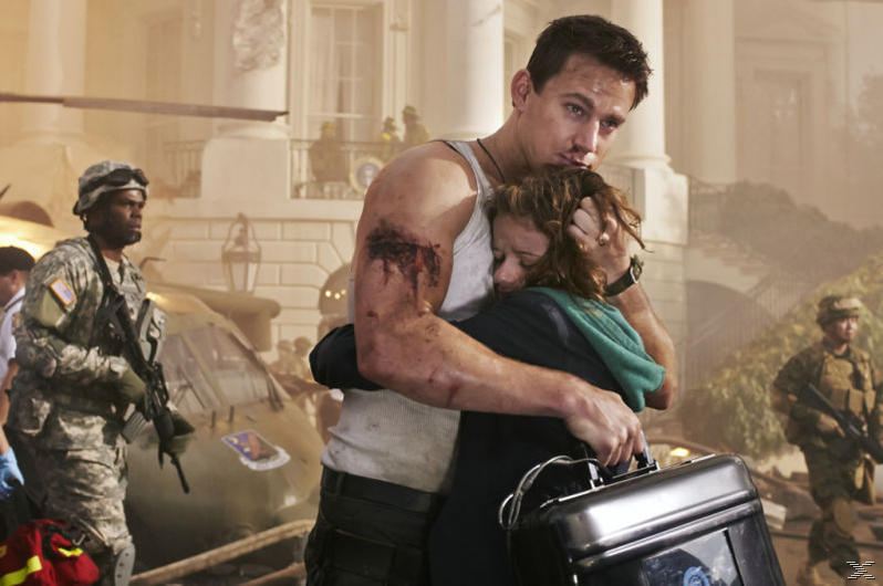 White House Down - (Blu-ray)