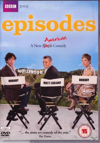 Episodes - A New American Comedy - 2 Disc DVD