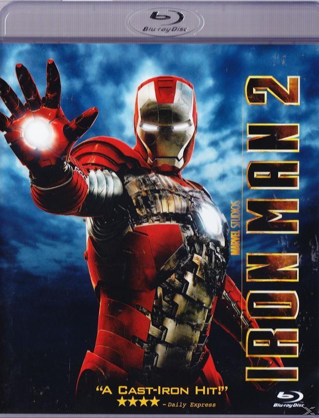 IRON MAN 2 [BLU RAY]