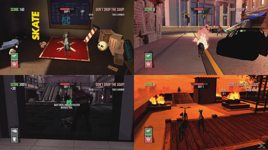 Goat Simulator: The Bundle [PlayStation 4]