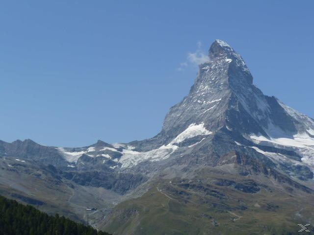 Die Alpen von oben - Die französischen Alpen [DVD]