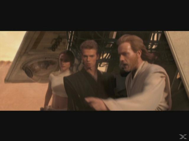 Star Wars: Angriff der Klonkrieger (Steelbook) - (Blu-ray)
