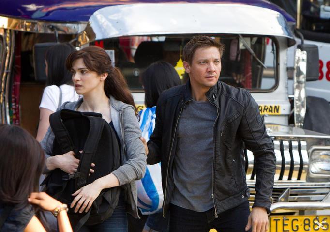 Das Bourne Vermächtnis Abenteuer Blu-ray