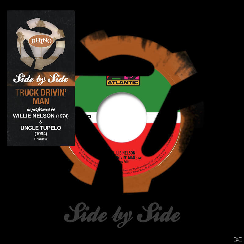 TRUCK DRIVIN MAN (LIVE) (LP RSD)