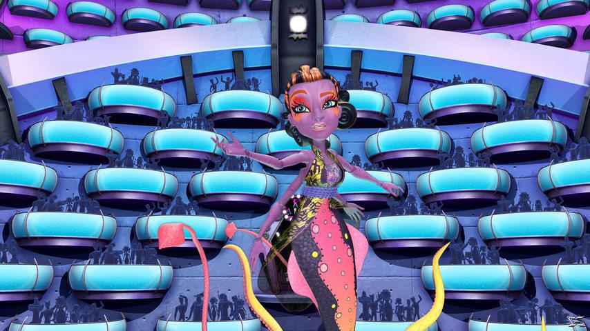 Monster High - Das große Schreckensriff - (DVD)