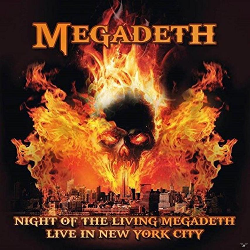 NIGHT OF LIVING MEGADETH: LIVE IN NY