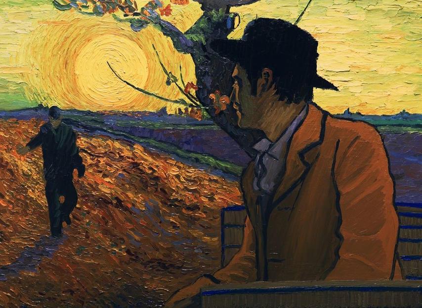 Loving Vincent - (DVD)