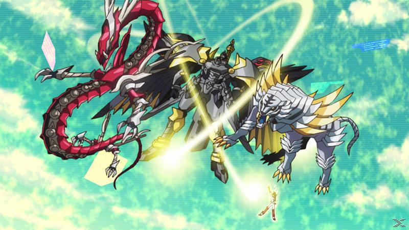 Yu-Gi-Oh! Zexal - Staffel 2 Box 2 (Episoden 74-98) - (DVD)